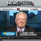 MSNBC NewsNation interview with Foundation Chairman William D. Branon